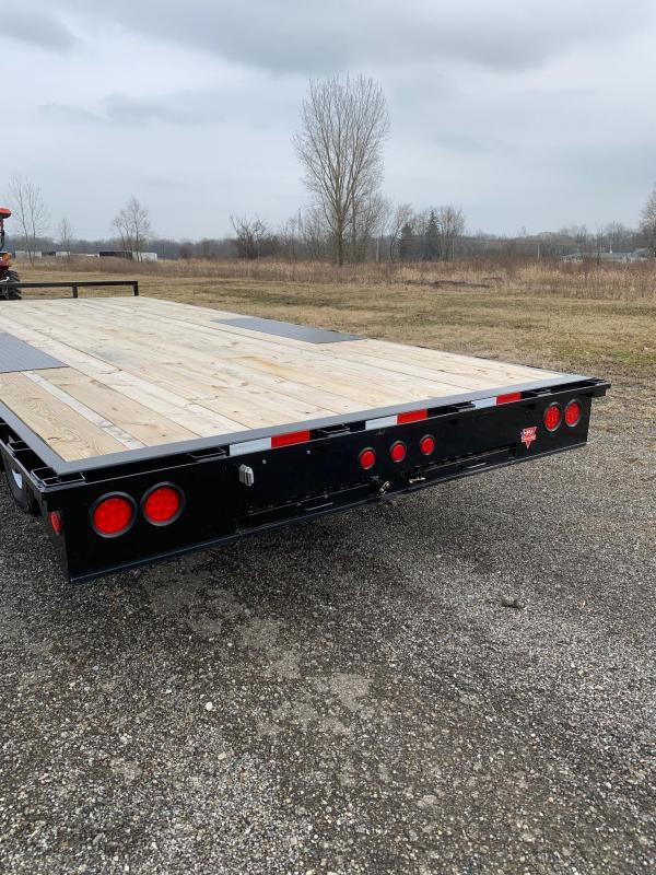 2020 PJ Trailers L6 Equipment Trailer