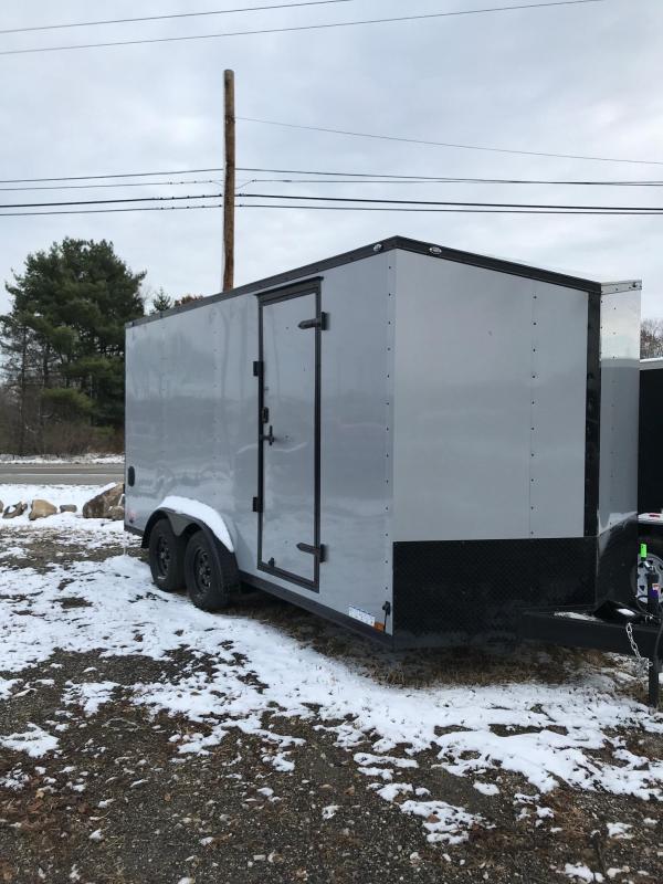 2020 Cargo Mate EHW Enclosed Cargo Trailer