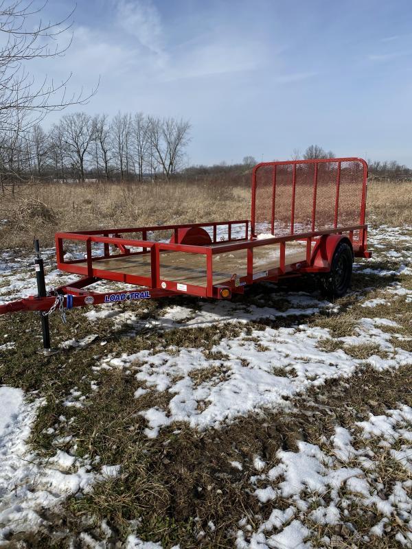 2020 Load Trail SE771 Utility Trailer