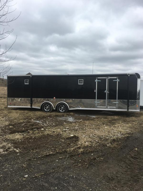 2019 RC Trailers 8.5 X 28 RC RACE Enclosed Cargo Trailer