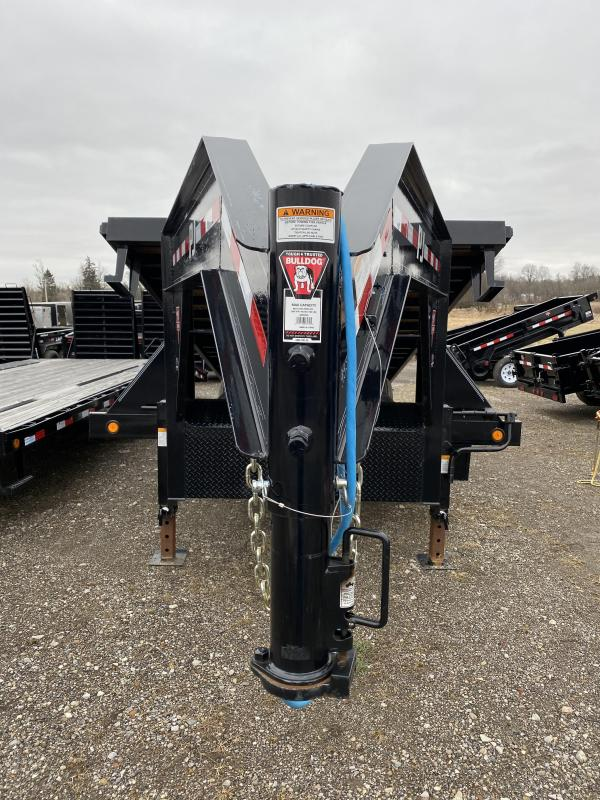 2018 PJ Trailers T9242 Flatbed Trailer
