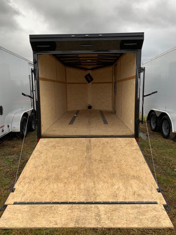 2019 Formula Trailers TRUIMPH Enclosed Cargo Trailer
