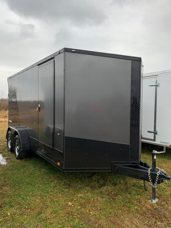 2019 Formula Trailers TRUIMPH Enclosed Cargo Trailer