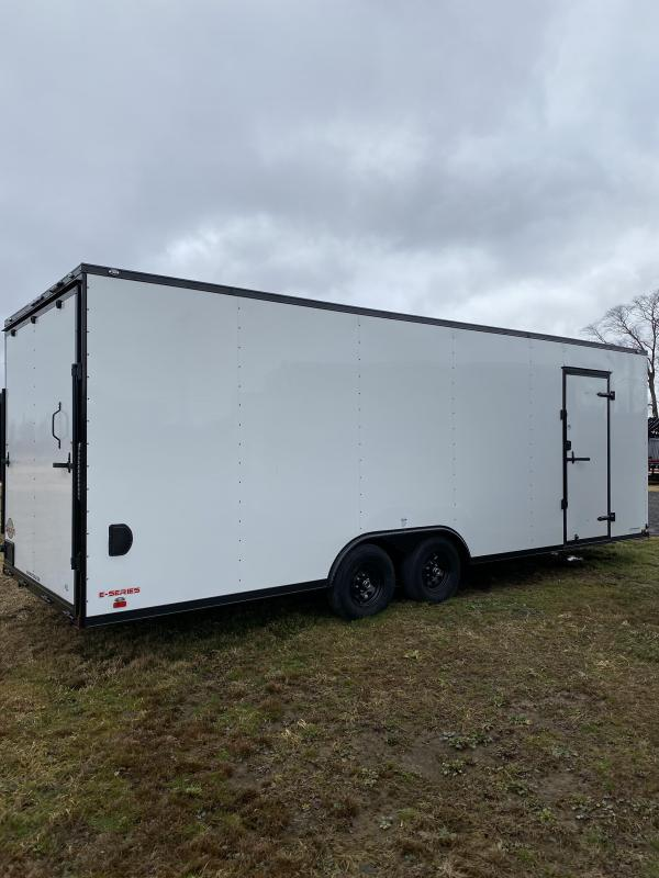 2020 Cargo Mate EHW Enclosed Cargo Trailer