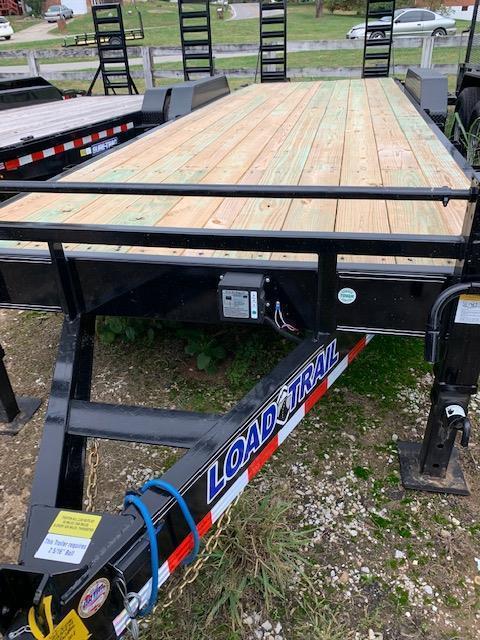 2020 Load Trail 24 Equipment Trailer