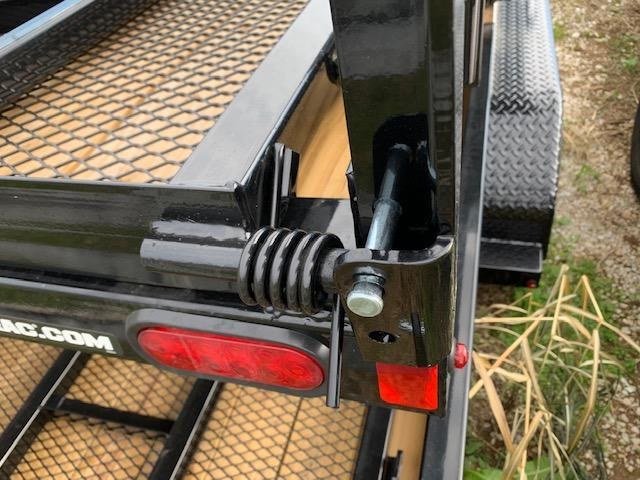 2020 Sure-Trac 7 X 16 Tube Top Utility  7K Tandem
