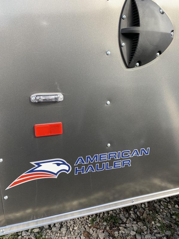 2020 American Hauler Single Axle Enclosed Cargo Trailer