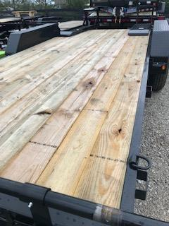 2019 Sure-Trac 7 x 18 Equipment Trailer Tandem axle