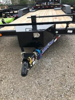 2019 Sure-Trac 7 x 18 Equipment Trailer Tandem axle