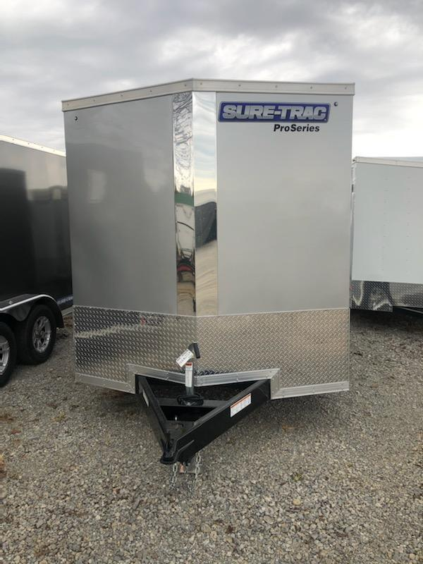 2020 Sure-Trac 7 x 12 Pro Series Wedge Cargo SA