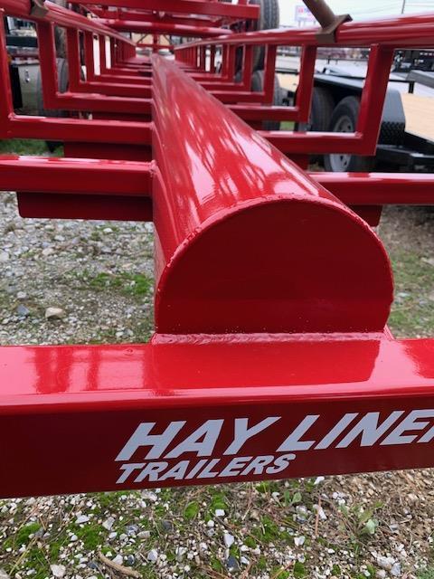2019 37 Gooseneck Hay Liner