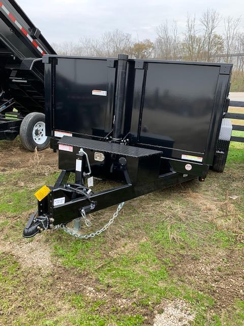 2020 Sure-Trac Low Profile Dump Trailer