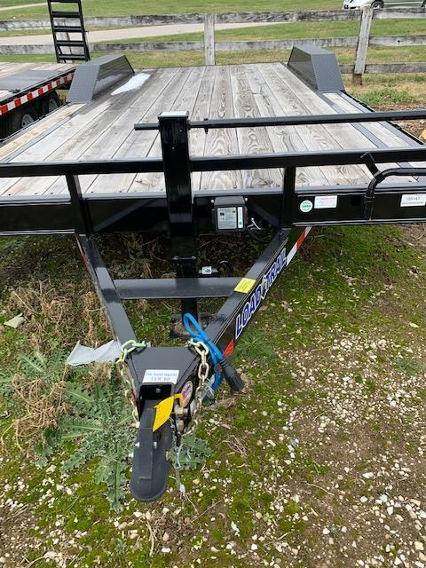 "2019 Load Trail 102"" WIDE EQUIPMENT TRAILER"