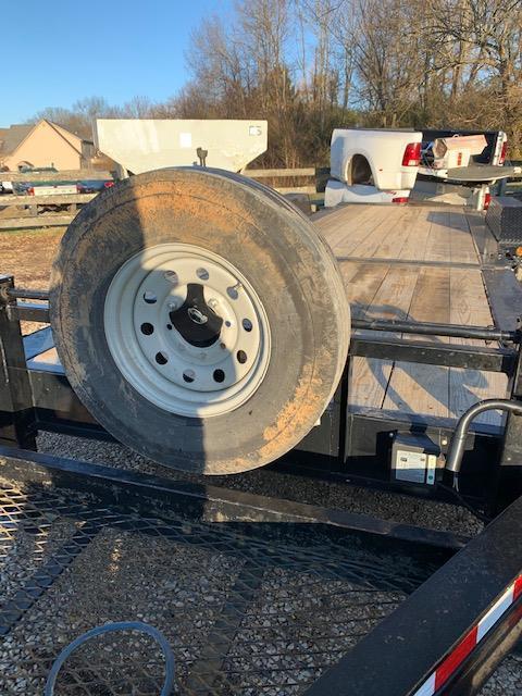 2019 Load Trail Tilt Deck Equipment Trailer