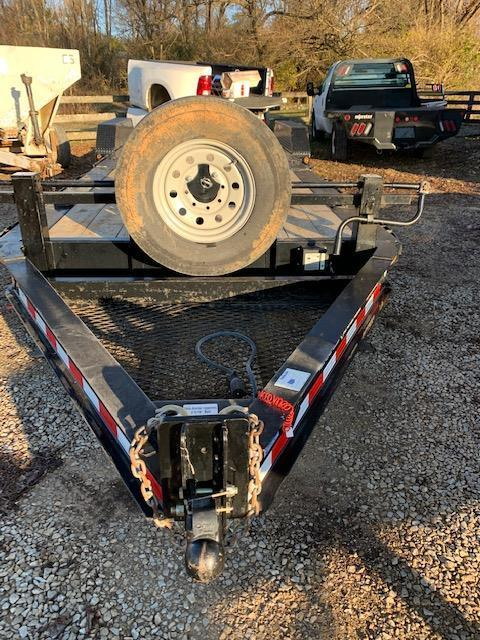 2019 Load Trail Tilt Deck Equipment Trailer