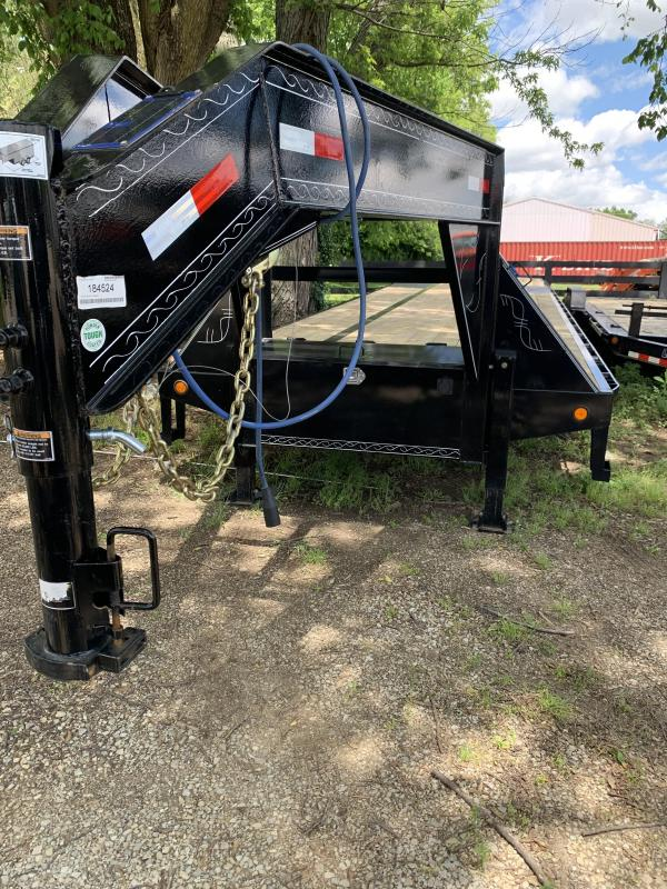 2019 Load Trail 40' gooseneck Flatbed Trailer
