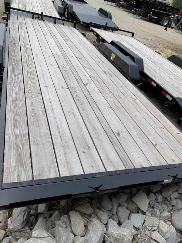 2019 Sure-Trac 20' TILT BED Car / Racing Trailer