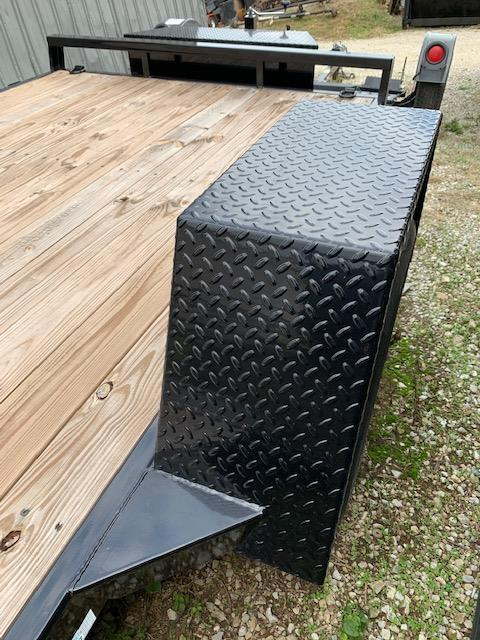 2019 Sure-Trac 78 X 12 Single Axle Tilt Bed Equipment Trailer