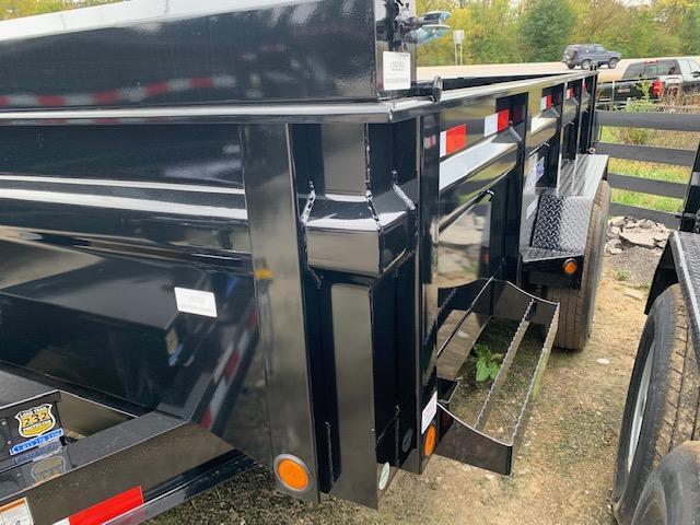 2020 Load Trail Tandem Axle Dump Trailer