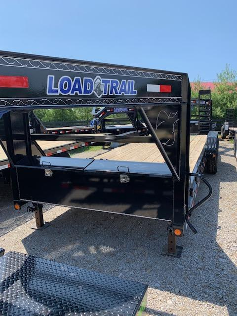 2019 Load Trail GC 83 22 Equipment Trailer