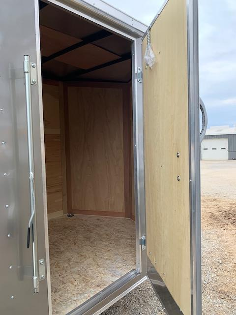 2019 American Hauler Industries 10' Single axle Enclosed Cargo Trailer