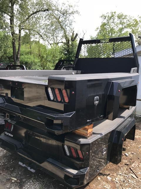 2017 Norstar SX CAB CHASSIS Truck Bed