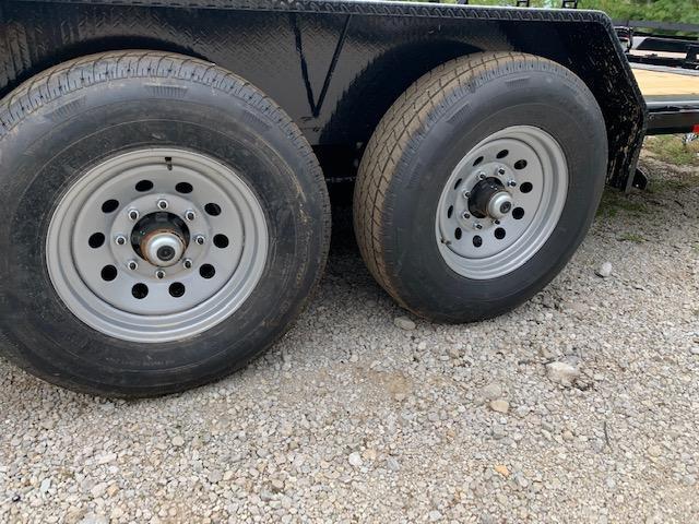 2020 Load Trail 20 Tilt-N-Go Tandem Axle Tilt Deck Equipment Trailer