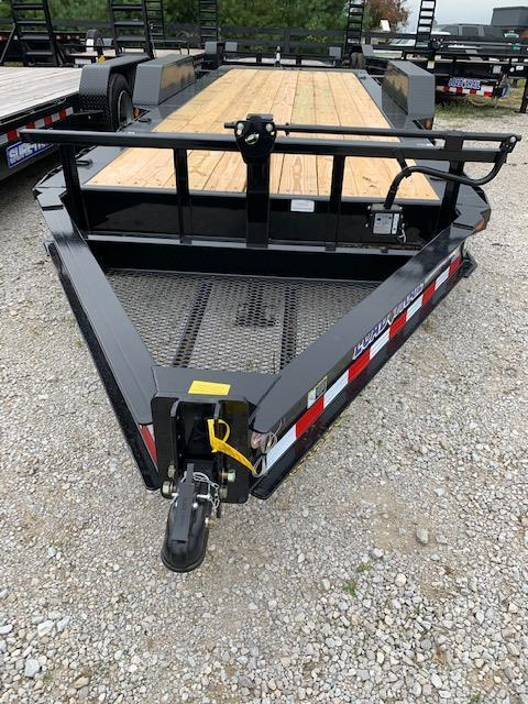 2020 Load Trail 20 Tilt-N-Go Tandem Axle Tilt Deck Equipment Trailer