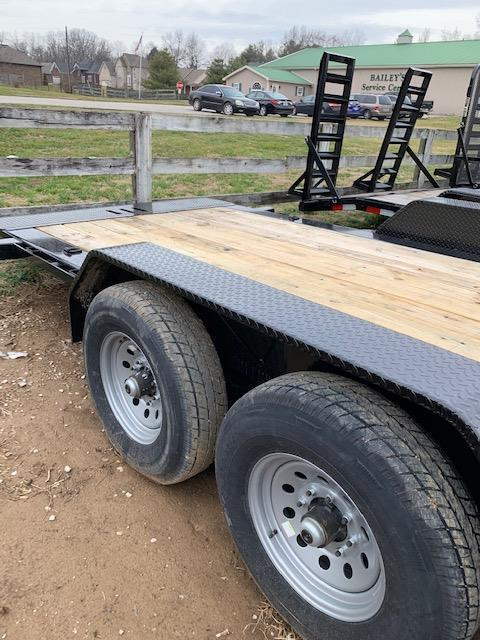 2020 Load Trail Tilt-N-Go Equipment Trailer