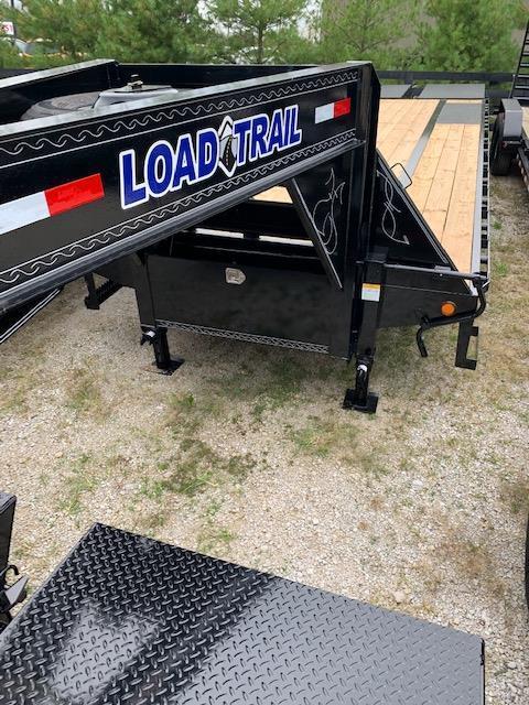 2020 Load Trail 30 Low-Pro Gooseneck Flatbed Trailer