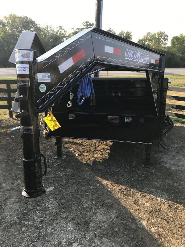 "2019 Load Trail 14"" GOOSENECK Dump Trailer"