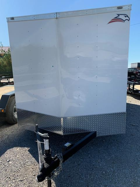 2020 American Hauler Tandem Axle Enclosed Cargo Trailer
