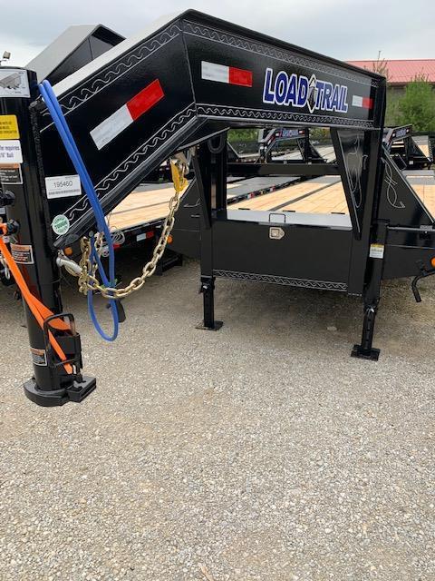 2020 Load Trail 32 Low-Pro Gooseneck Flatbed Trailer