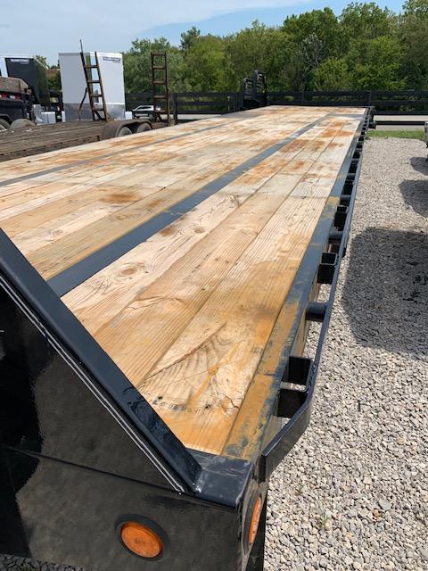 2019 Load Trail 40' Tandem Low-Pro Gooseneck Flatbed Trailer