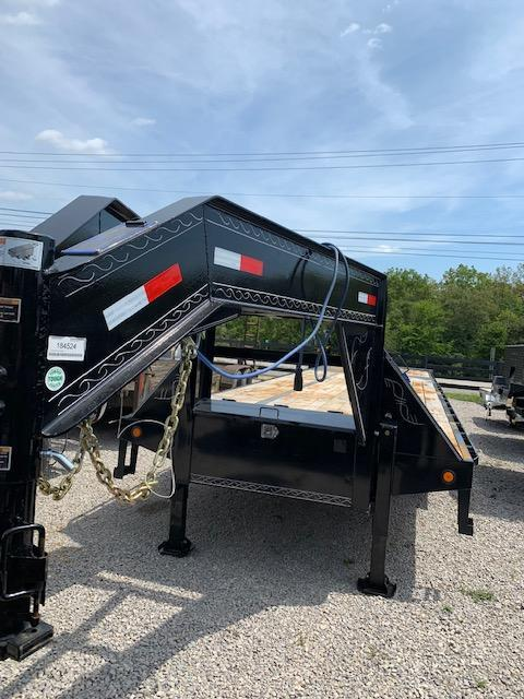 2019 Load Trail 40' Tandem Low-Pro Gooseneck Flatbed Trailer
