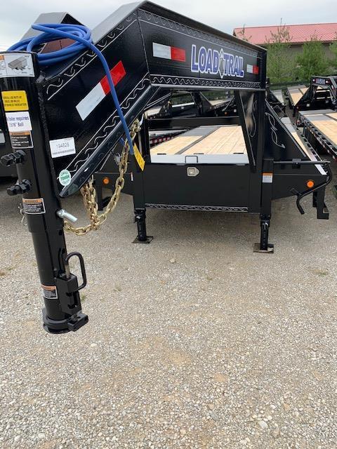 2020 Load Trail 25 Low-Pro Gooseneck Flatbed Trailer