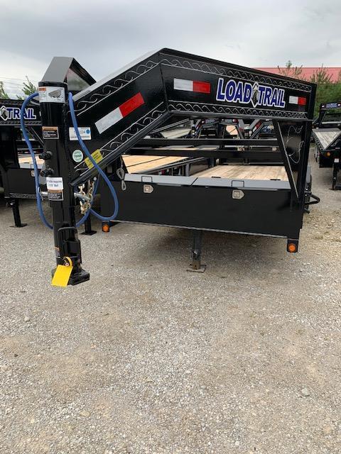 2020 Load Trail 22 Gooseneck Equipment Trailer