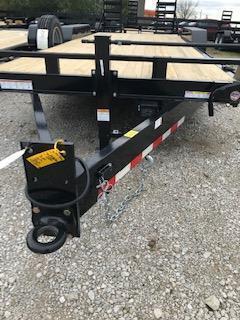 2020 Sure-Trac 7 x 18 Equipment Trailer  10K