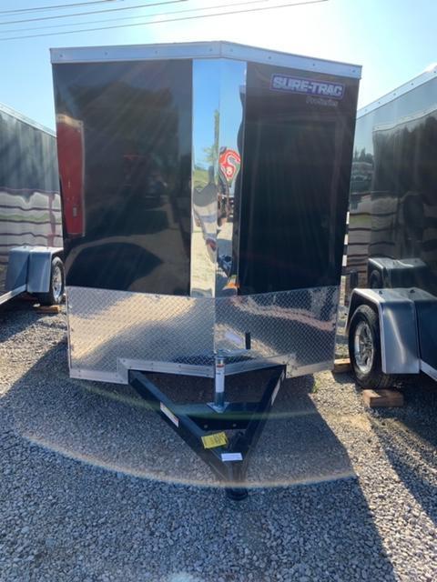 2019 Sure-Trac 10' Single axle Enclosed Cargo Trailer