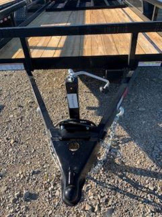 2020 Sure-Trac Tandem Axle Utility Trailer