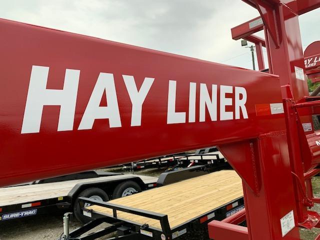 2019 42 Gooseneck Hay Liner