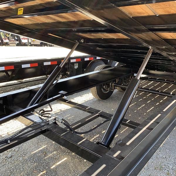 2020 Sure-Trac 102x22 Deckover Tilt Tandem GN 15K