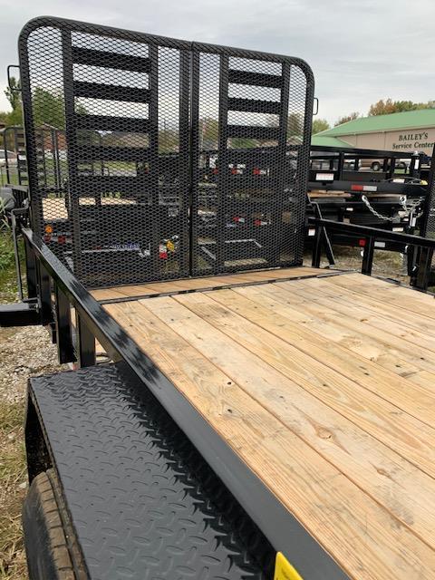 2020 Load Trail 22 Equipment Trailer
