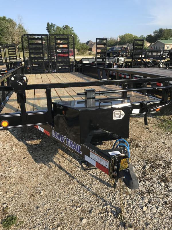 2020 Load Trail 20' Equipment trailer