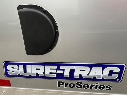 2019 Sure-Trac 7 x 16 Pro Series Wedge Cargo Tandem Axle7K