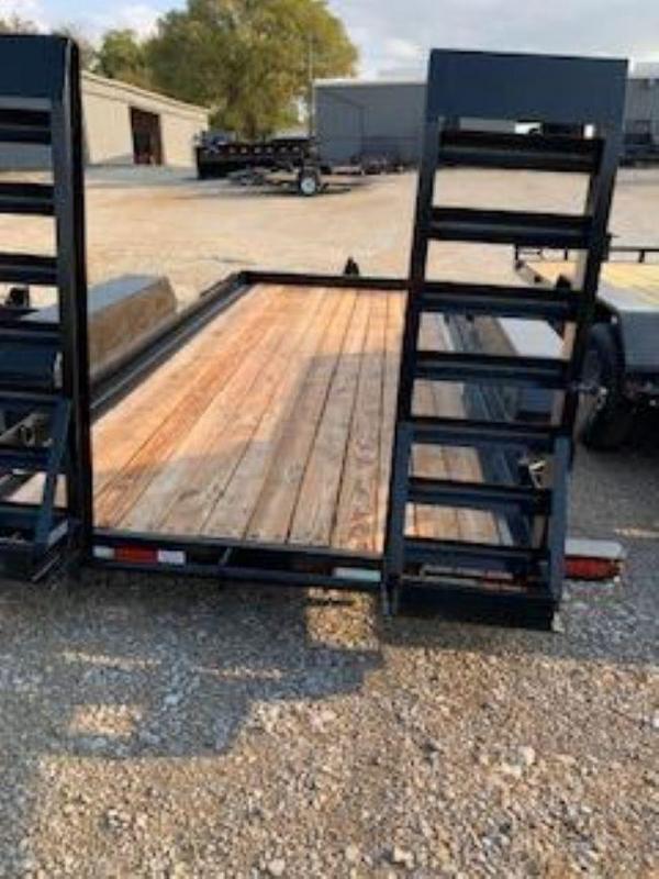 2019 Sure-Trac 7 x 16 Skid Steer  14k