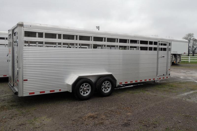 2020 Sundowner Rancher Express 24' Livestock Trailer