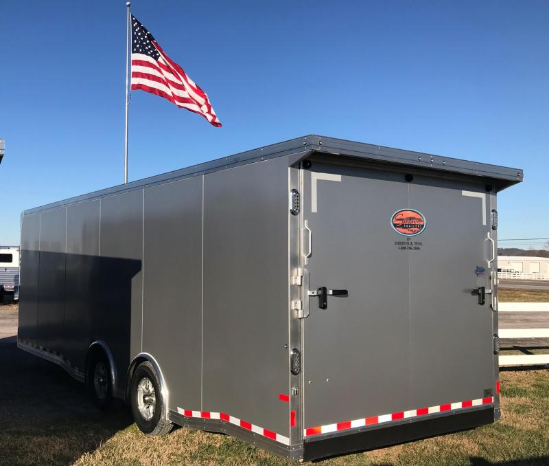 2019 Sundowner Trailers Race Series 24' Car / Racing Trailer