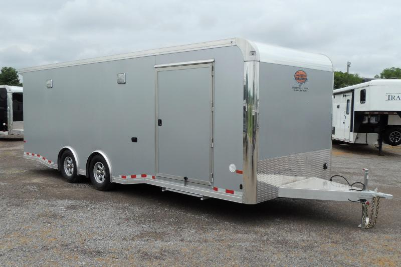 2019 Sundowner Race Series 24' Car / Racing Trailer