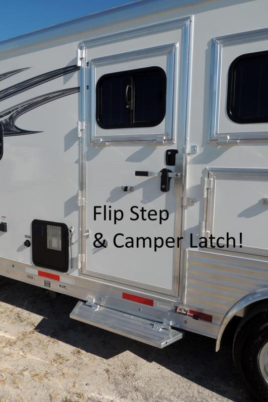 2020 Lakota Charger 8311 SR Horse Trailer